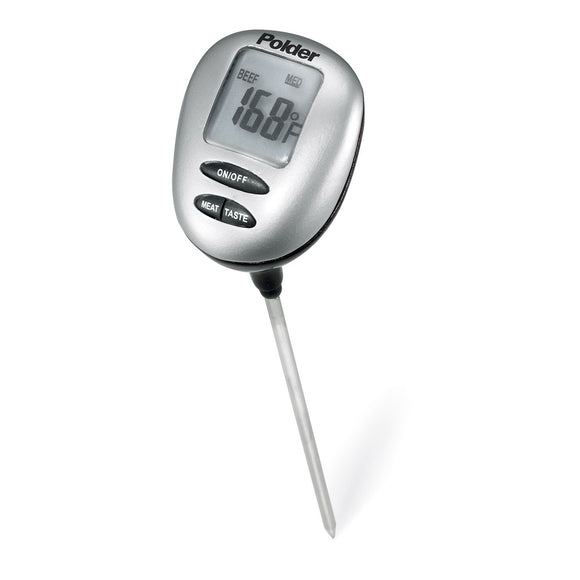 Speed-Read Thermometer with Presets