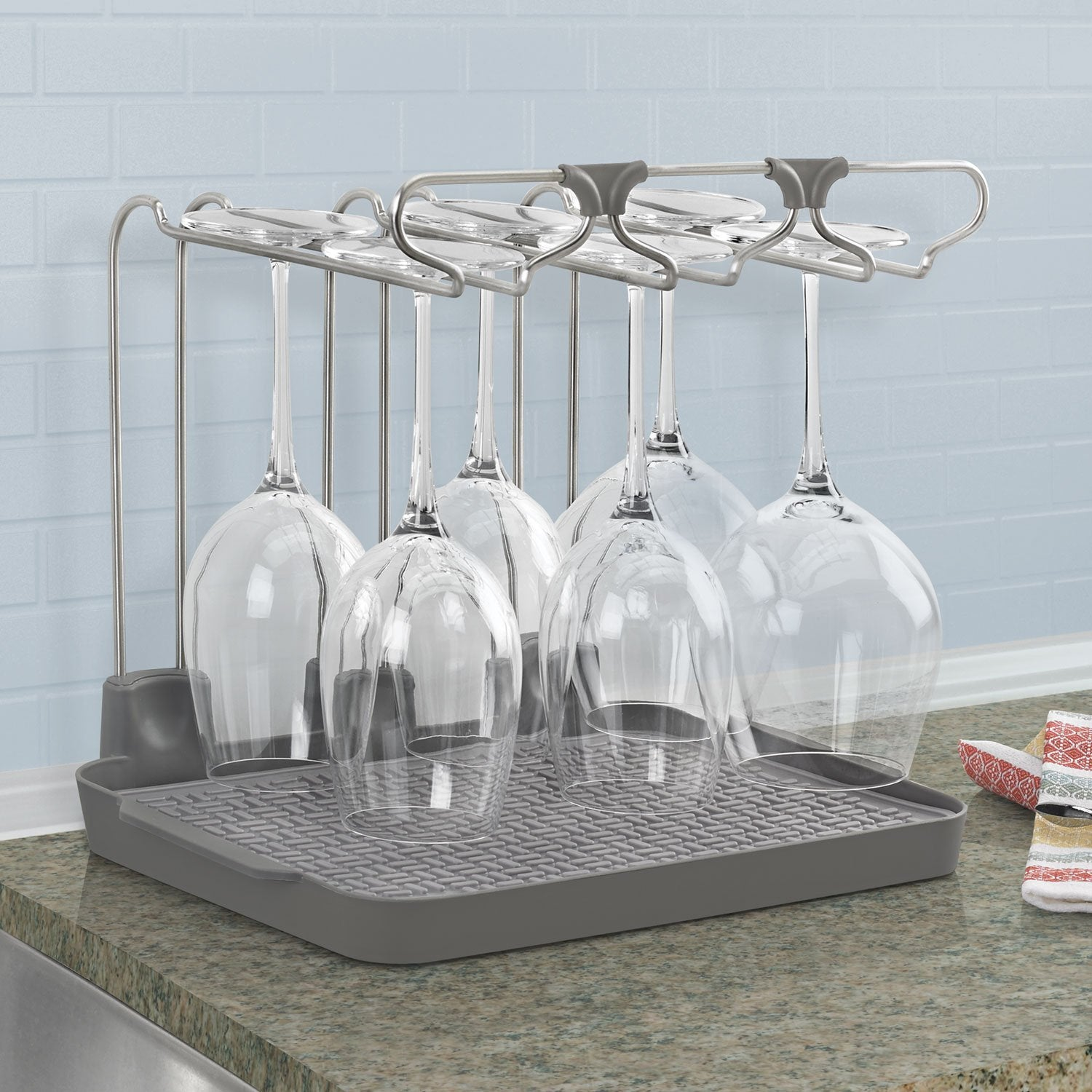 Wine Glass Drying Rack
