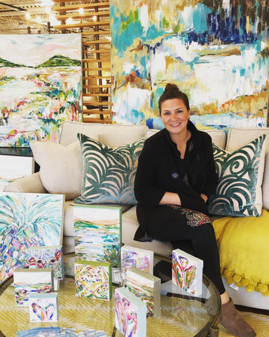 Dream A Little ART | Columbia | South Carolina | Leah Richardson