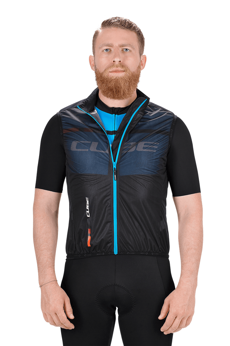 CUBE TEAMLINE Gilet Repulse