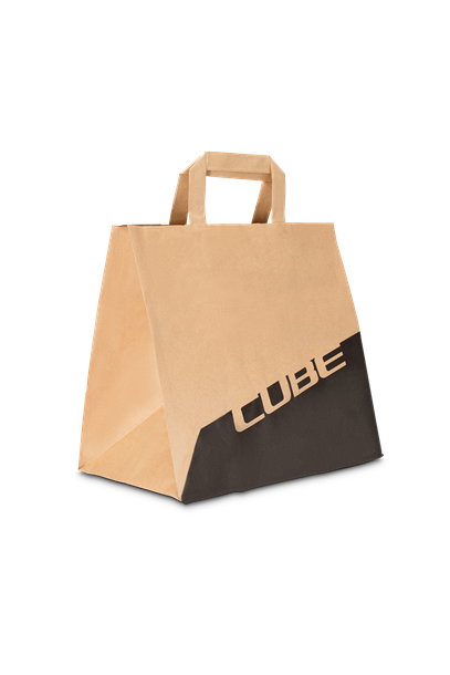 CUBE POP Shopping Bag small paper