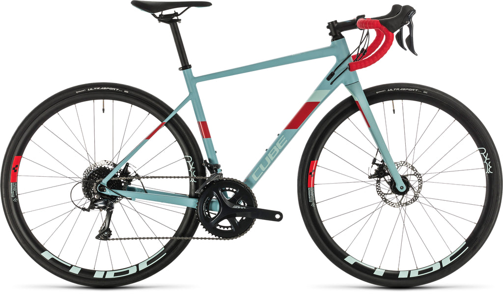 CUBE Axial WS Pro greyblue'n'coral 2020