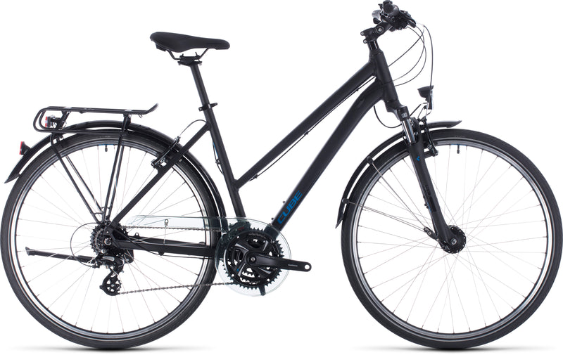 CUBE Touring black'n'blue 2020