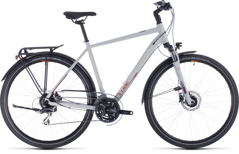 CUBE Touring Pro grey 'n'orange 2020