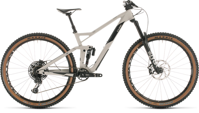 CUBE Stereo 150 C:62 Race 29 grey'n'carbon 2020