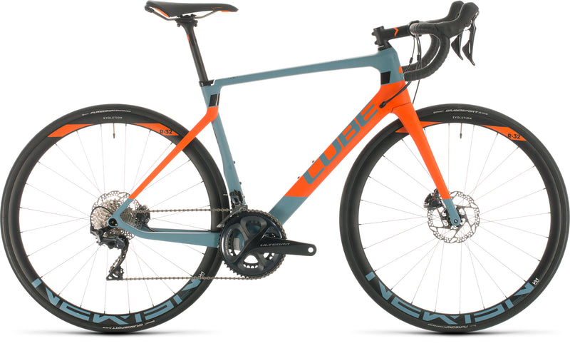 CUBE Agree C:62 Race bluegrey'n'orange 2020