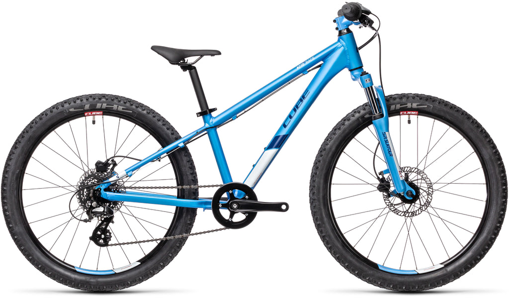 CUBE Acid 240 Disc iceblue'n'blue 2021 24""