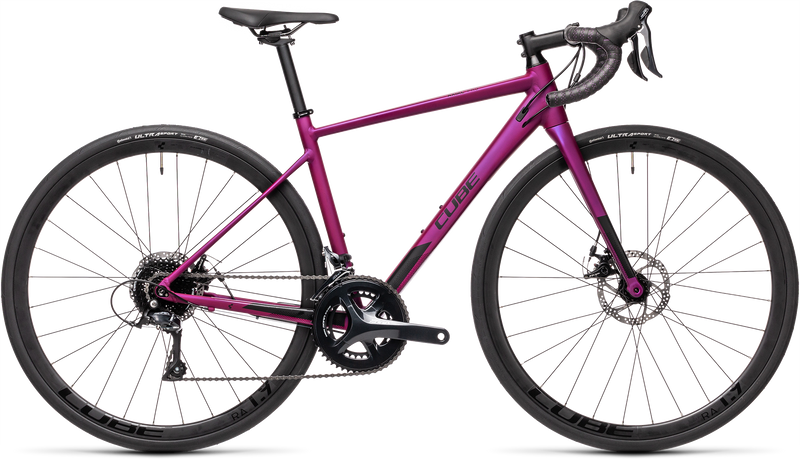 CUBE Axial WS Pro purple'n'black 2021