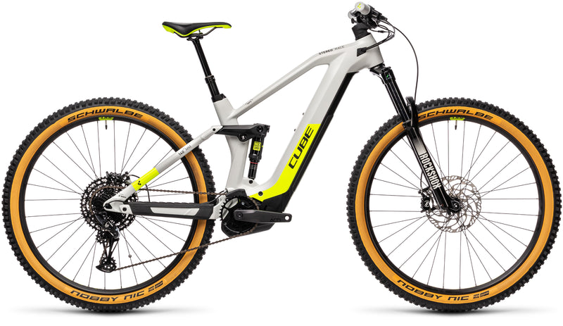 CUBE Stereo Hybrid 140 HPC Race 625 29 grey'n'yellow 2021