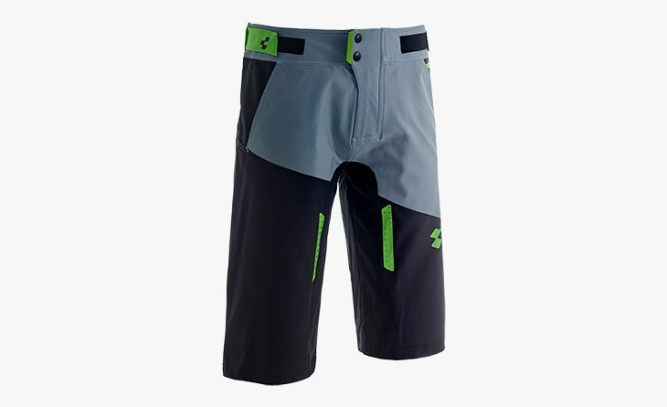 ACTION Shorts Essentials black´n´grey´n´green