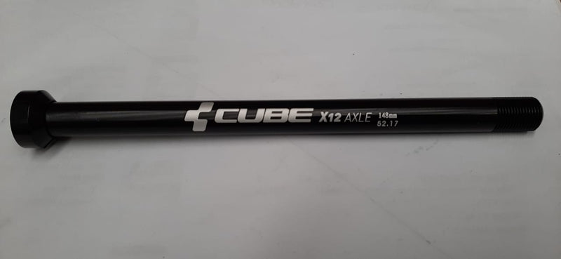 CUBE Eje precisión X12 Boost 148mm  (2016-19)