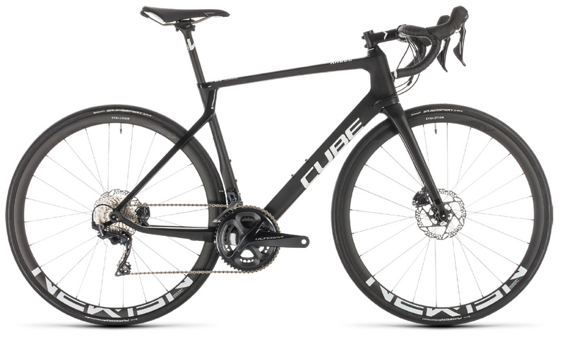 CUBE Agree C:62 Race Disc carbon'n'white 2019