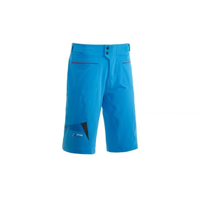 Shorts Cube Action Pure Azul