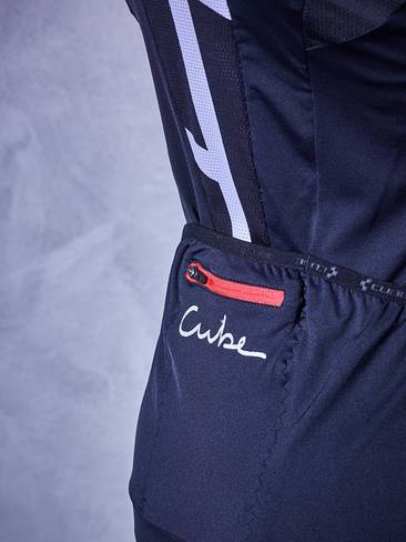 CUBE BLACKLINE WS Jersey S/S  black´n´white´n´grey