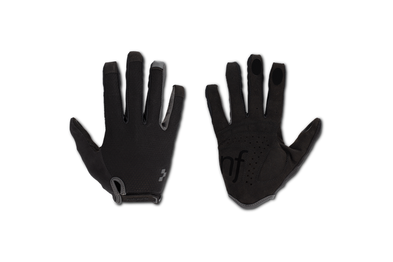 Guantes CUBE Natural Long Finger Blackline