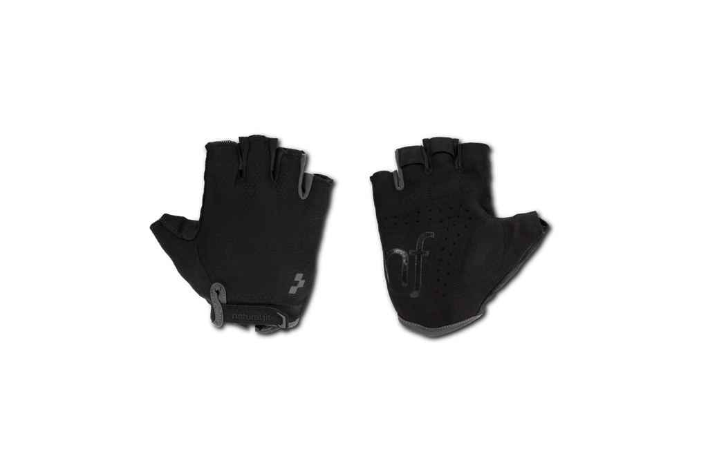 Guantes CUBE Natural Short Finger Blackline