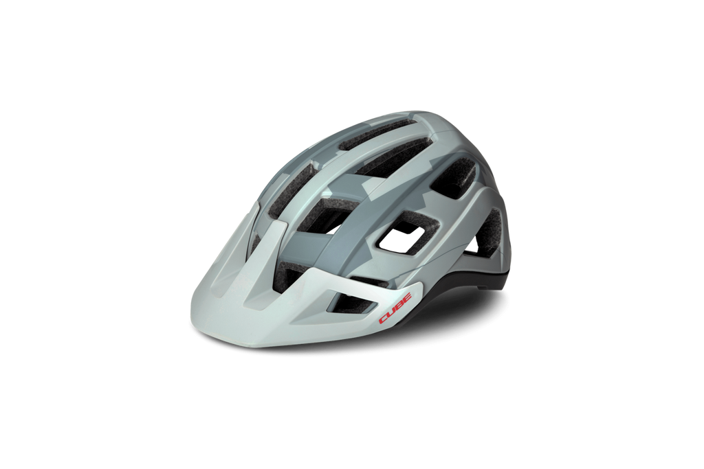 Casco BADGER Grey Camo