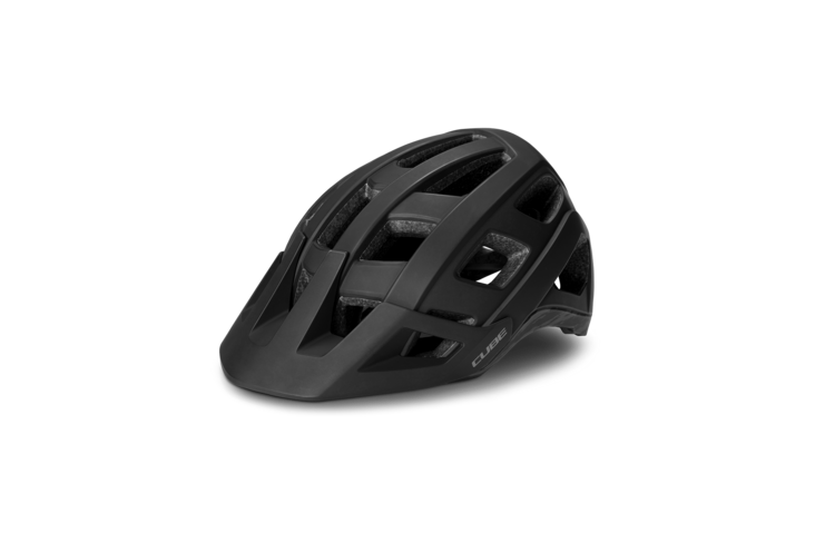 Casco BADGER Black Tiger