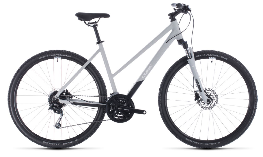 CUBE Nature Pro grey'n'white 2020