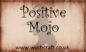 Positive Mojo Loose Incense