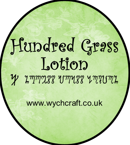 Hundred Grass Lotion