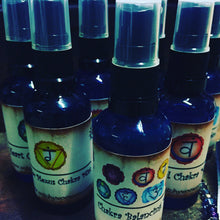 Smudge mists • body mist • room spray • sacred smudge • chakra cleanse • aura cleanse