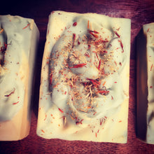 Imbolc Natural Soap • Ritual bath • handmade soap • candlemass