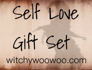 Self Love Gift Set • Witch box • Spa gift