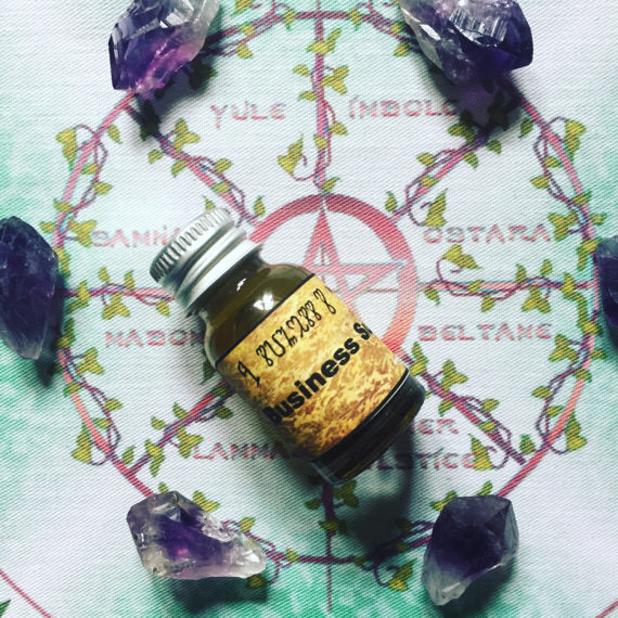Come see me oil - Magick Oils•Ritual Oil•Annointing Oil