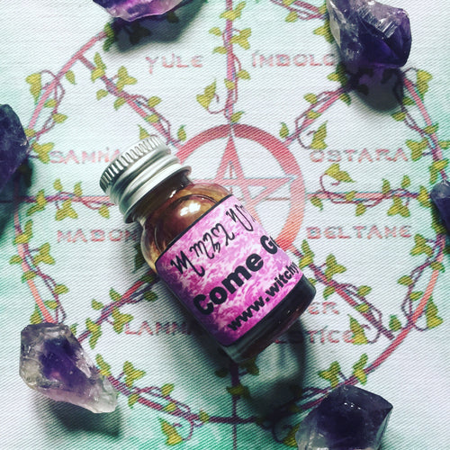 Astral travel oil- Magick oils - Ritual oil - Anointing Oil