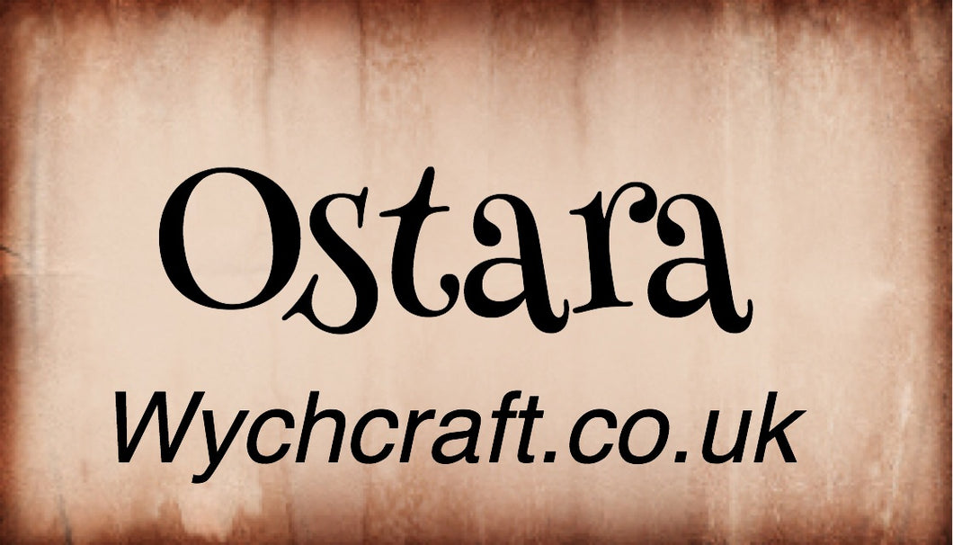 Ostara loose incense