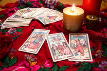 Business & Project planning - SWOT analysis Tarot Reading -