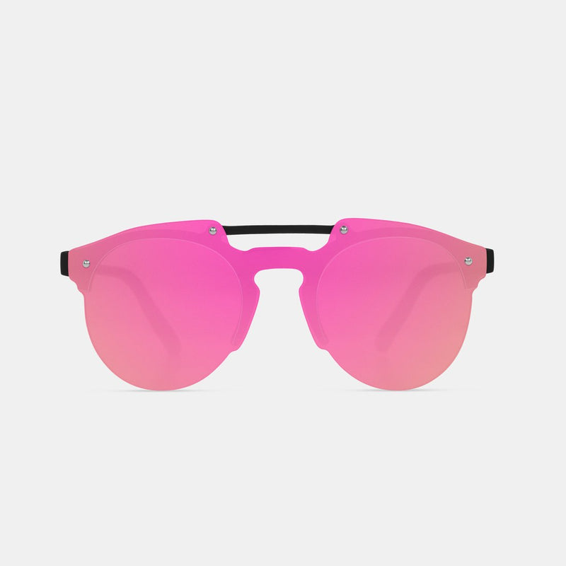Orion Black Matte / Pink
