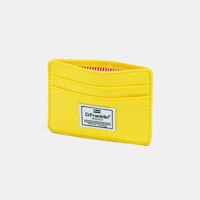 Intensive Yellow Cardholder