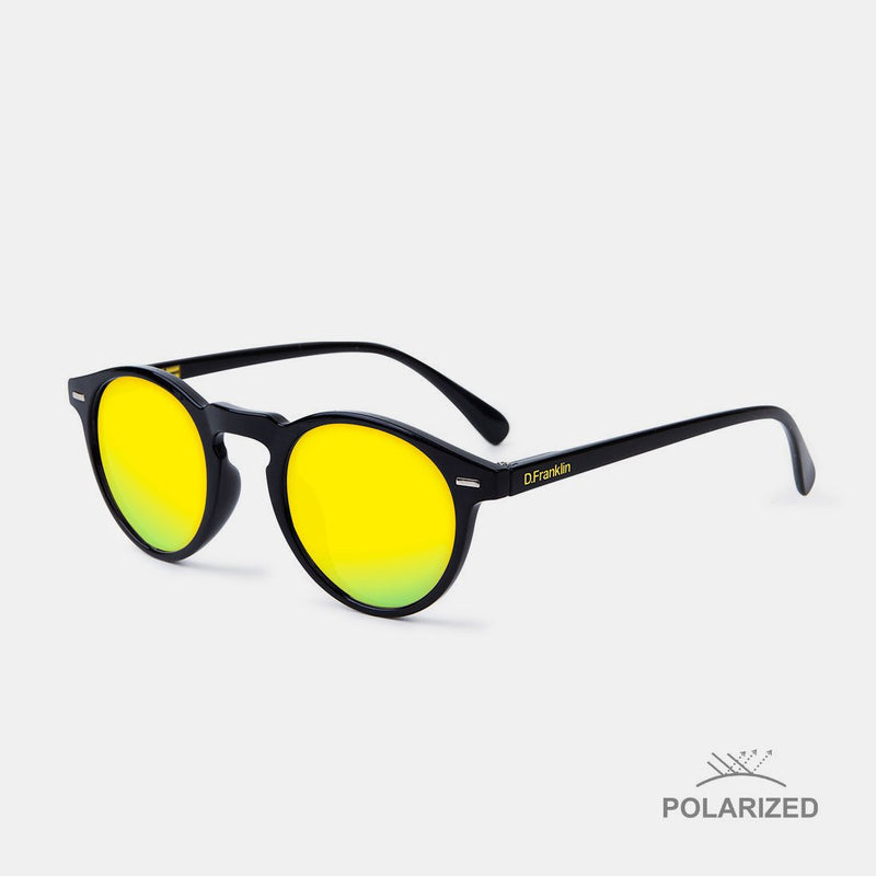 Ultra Light Black / Gold polarized