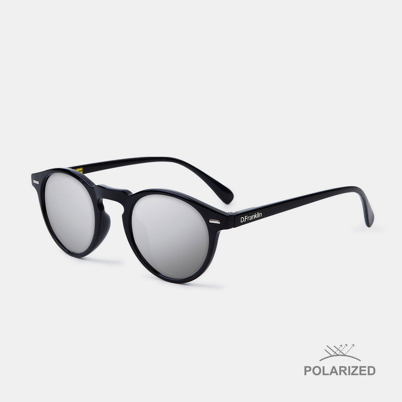 Ultra Light Black / Mirror Polarized