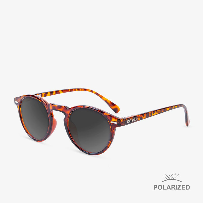 Ultra Light Carey / Black Polarized
