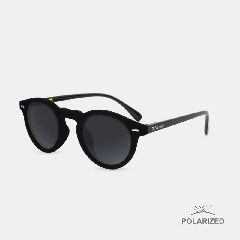 Ultra Light Velvet / Black Polarized