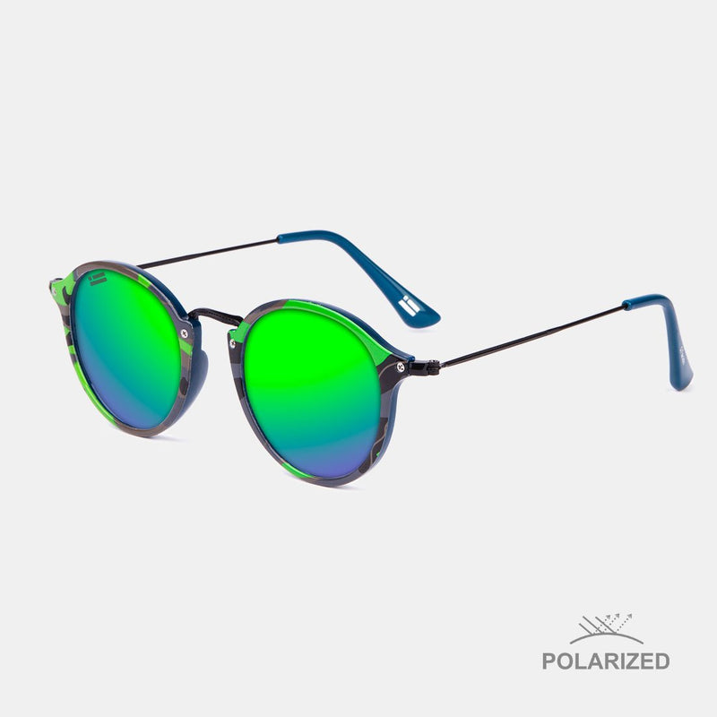 Roller Blue / Green Polarized