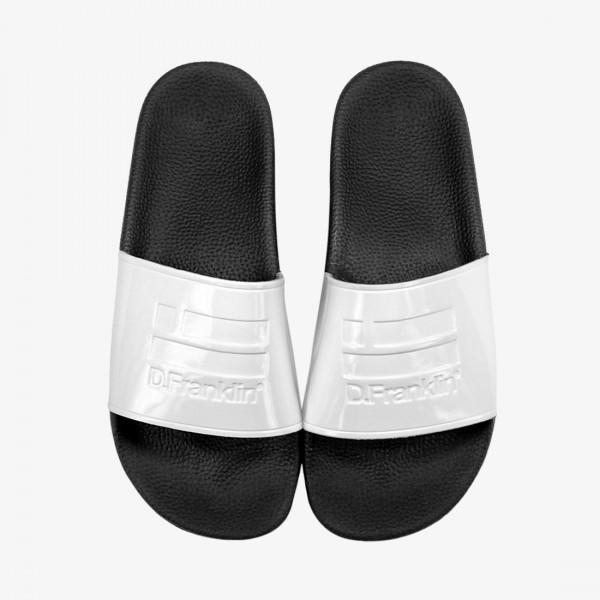 Agata Slides White