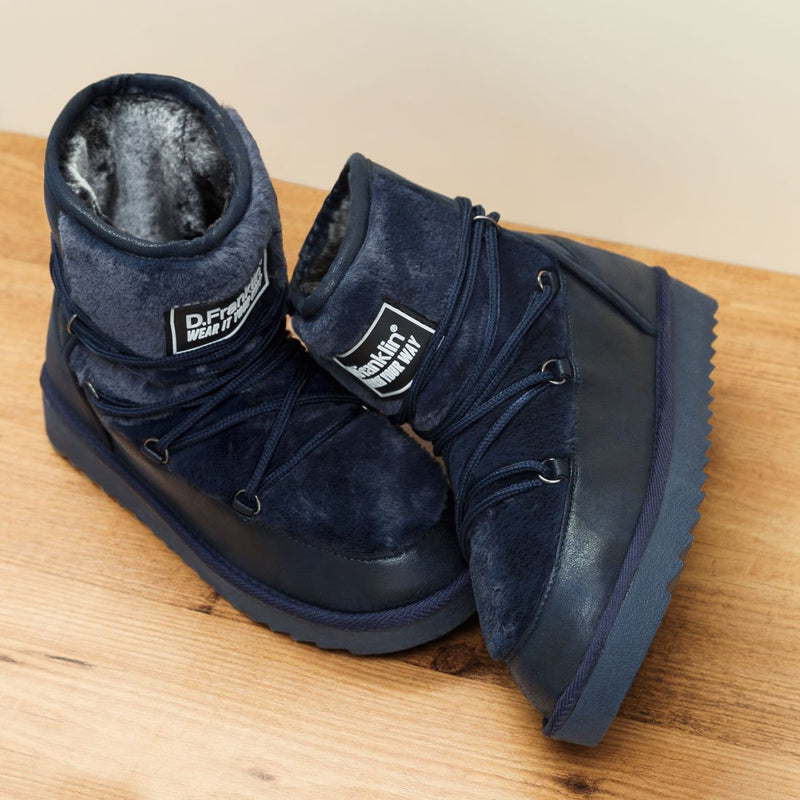 Nordic Low18 Fur Navy