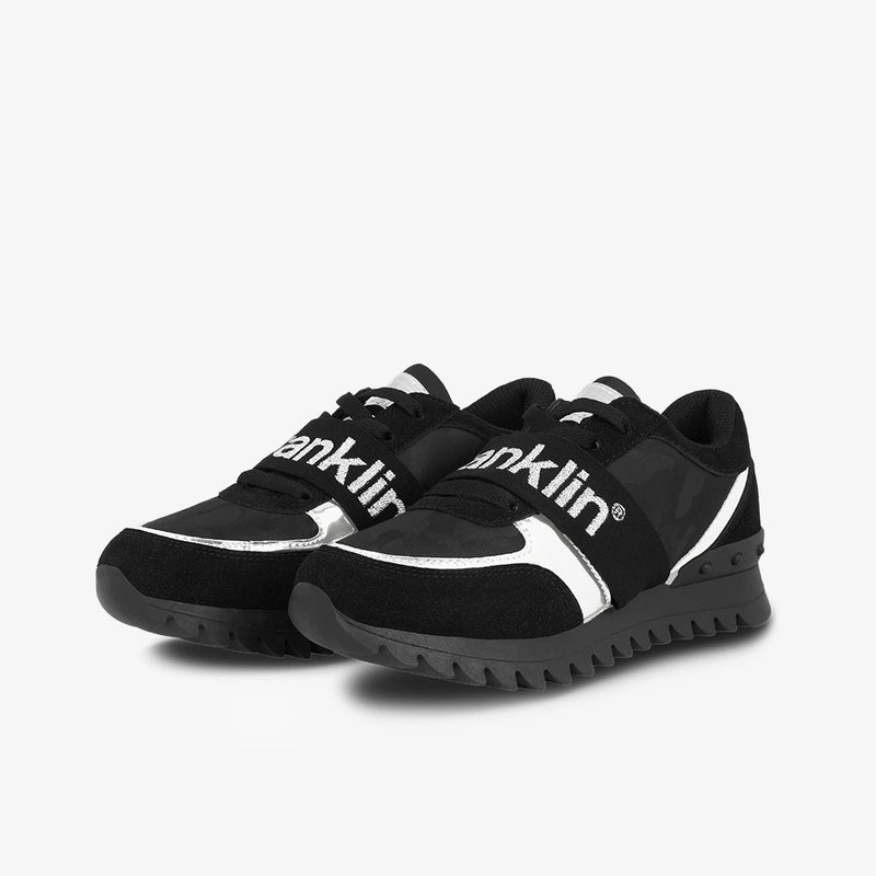 Athletic V.2 Metallic Black