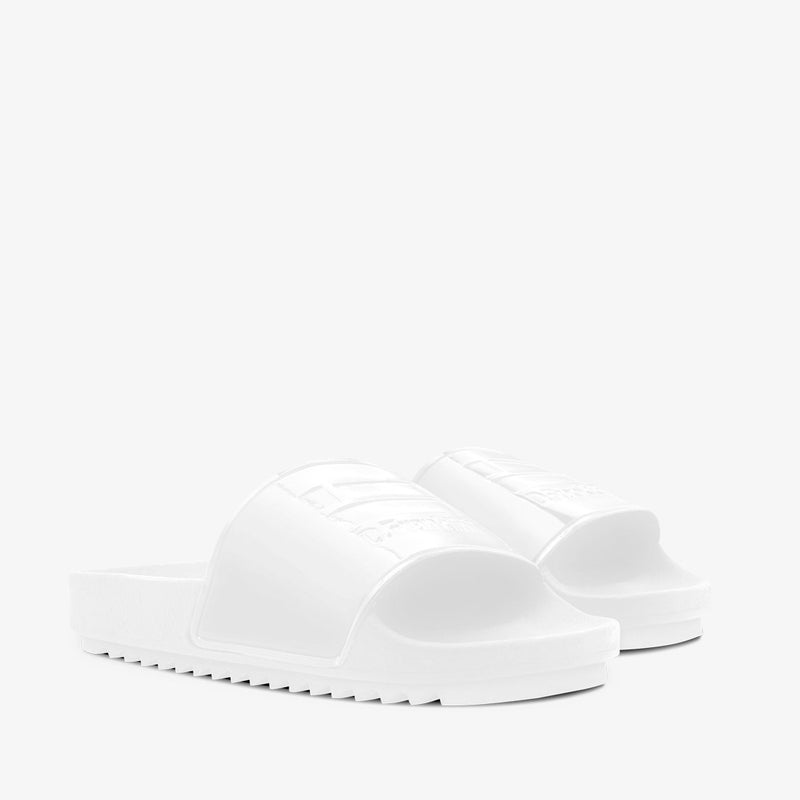 Zag Slides White