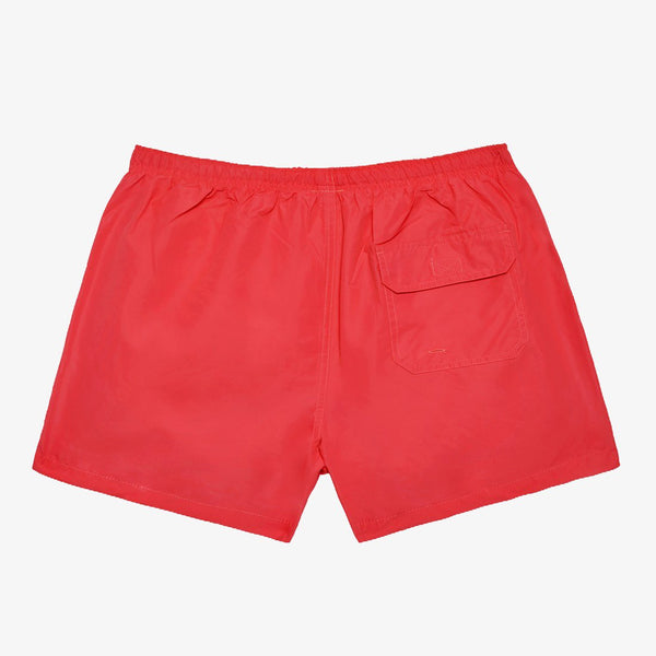 Red Swim Short