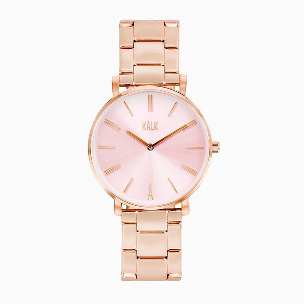 Classy Rose Gold / Light Pink