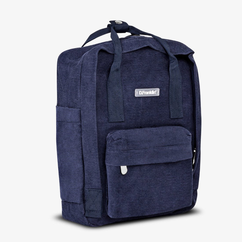 Abby Backpack Corduroy Navy