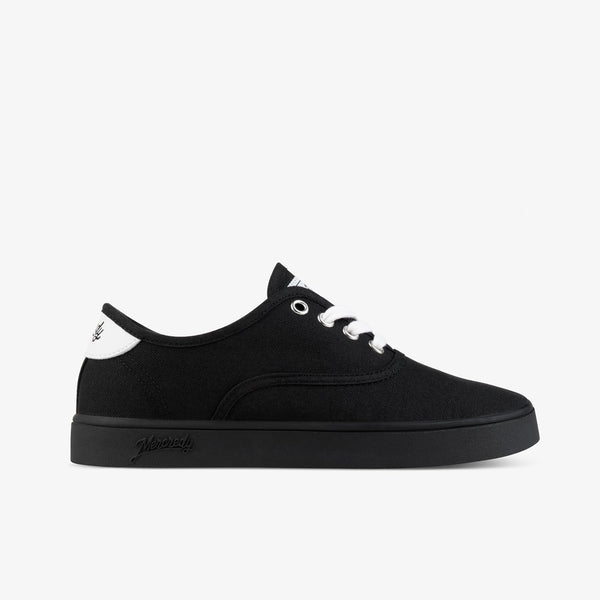 Mercredy  Atlantic R-Canvas Black / Black