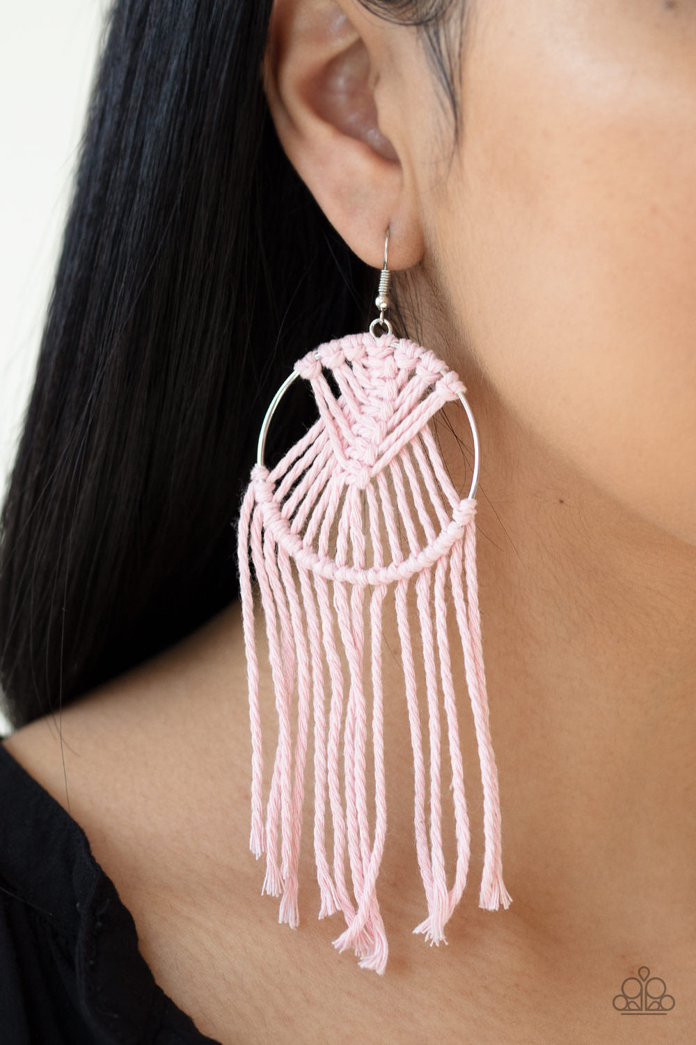 MACRAME, Myself, and I - Pink