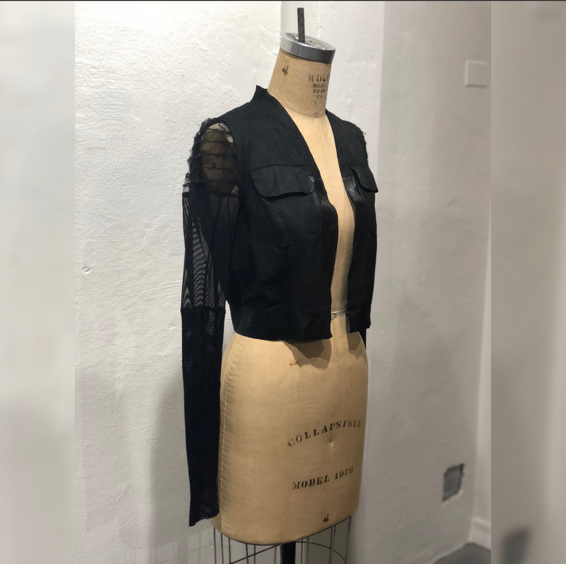 Rick Owens Early Design Jacket