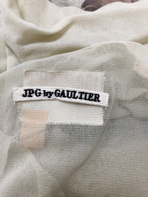 JPG Jean's Printed Turtleneck